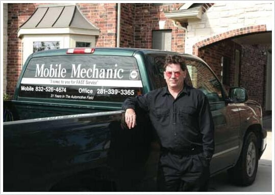 Jeff Garrison Mobile Mechanic